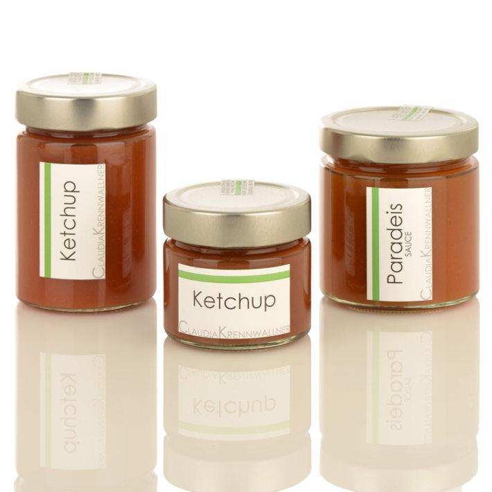 Paradeissauce & Ketchup